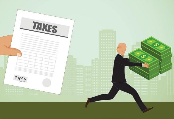 ضريبة الثروة