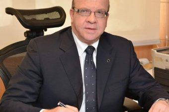 أشرف نجم نائبا لرئيس مجلس الإدارة وعضوًا منتدبا لبنك الاستثمار القومي