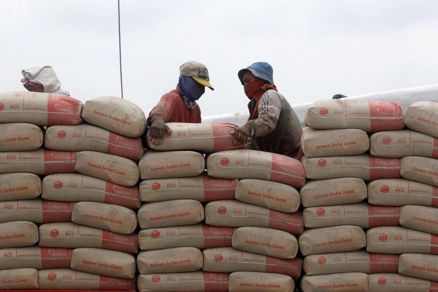 صادرات مصر من الأسمنت