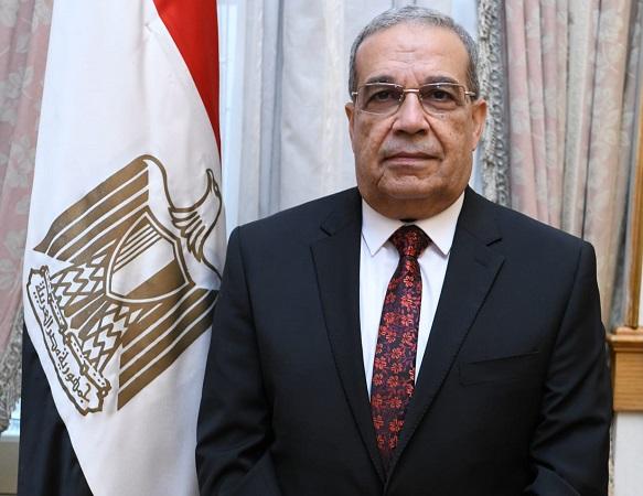 محمد أحمد مرسي، وزير الدولة للإنتاج الحربي