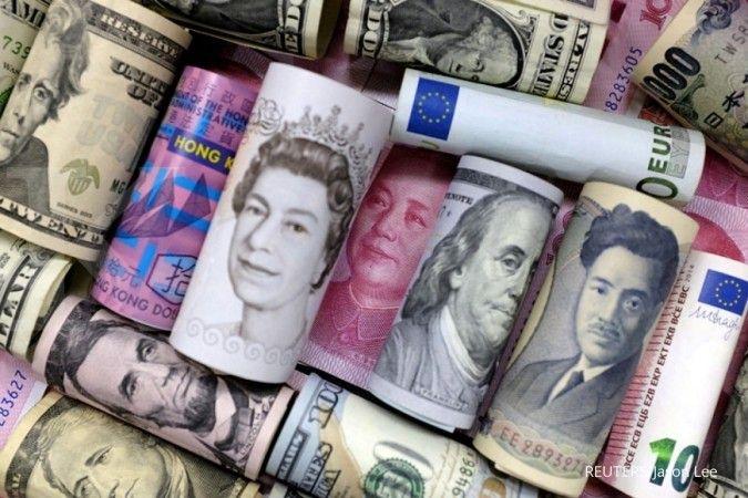 اليوان والدولار واليورو