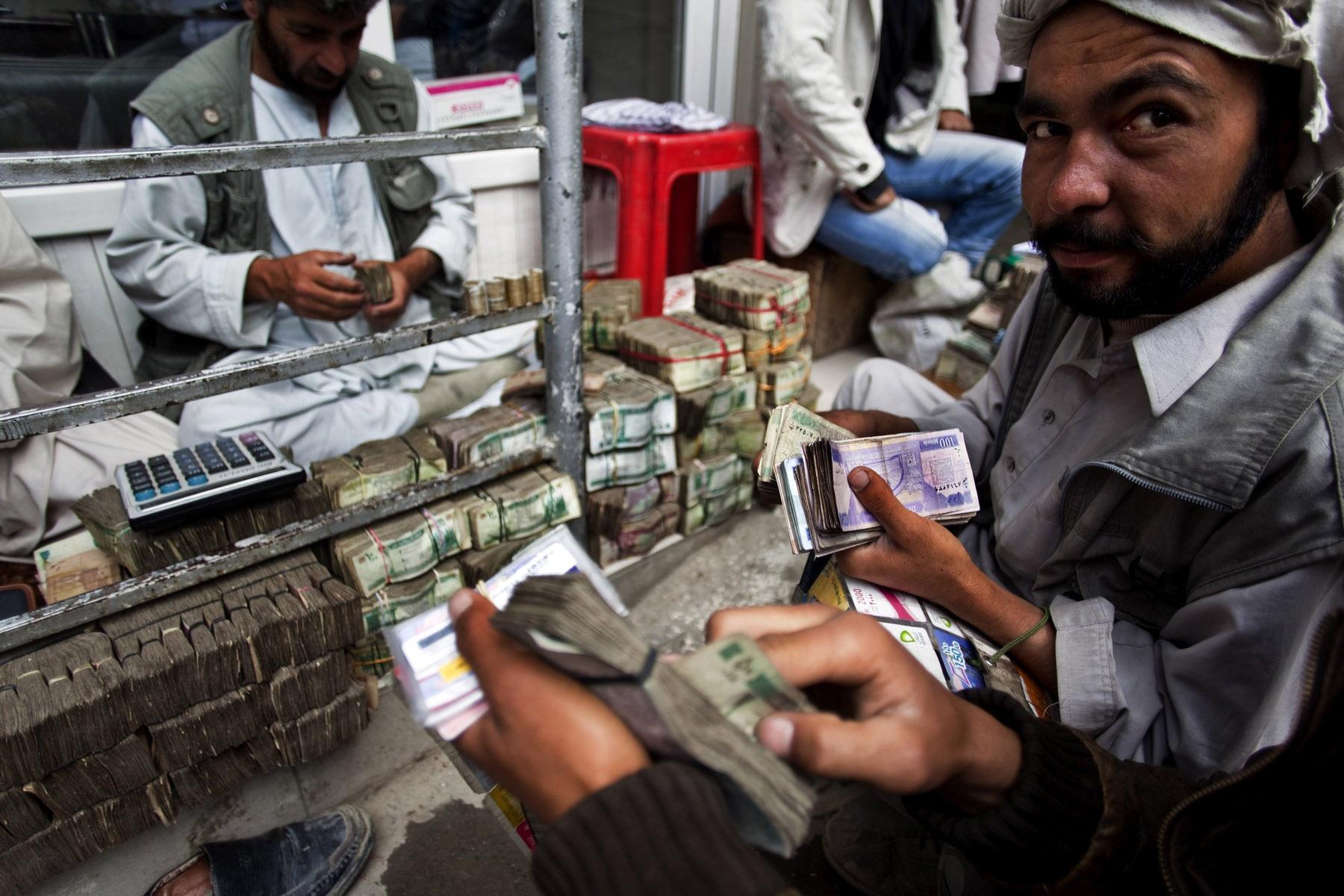 الاقتصاد الأفغاني