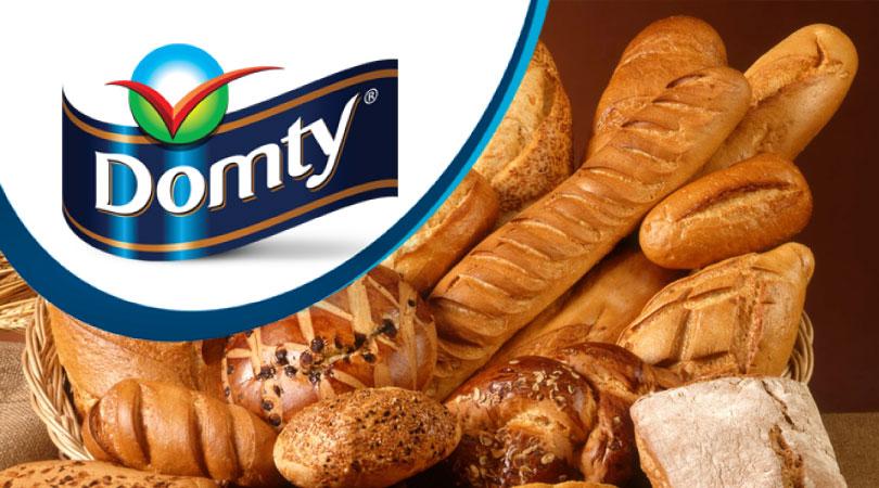 """ضخت شركة الصناعات الغذائية العربية """" دومتي """" استثمارات جديدة في قطاع المخبوزات بقيمة 2.5 مليون يورو"""