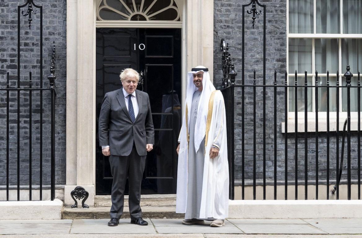 الإمارات تستثمر 13.8مليار دولار في بريطانيا